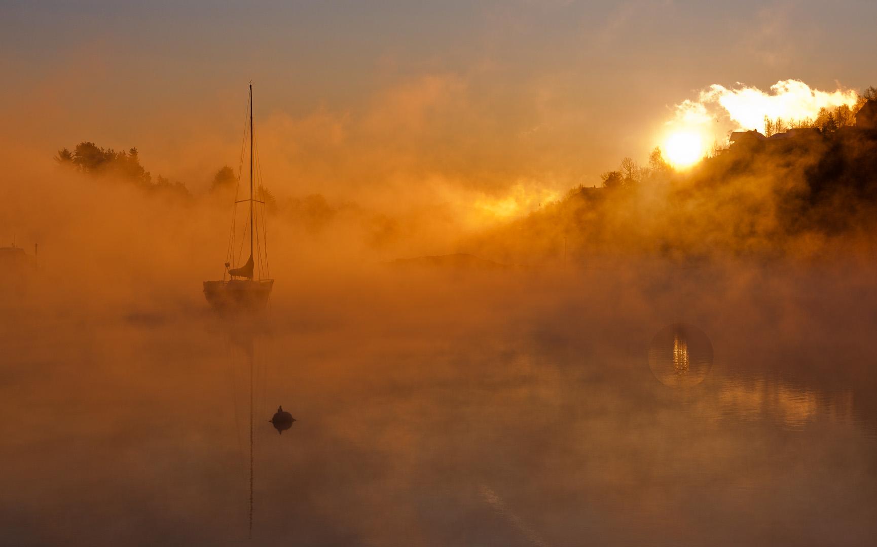 06 Winter Morning