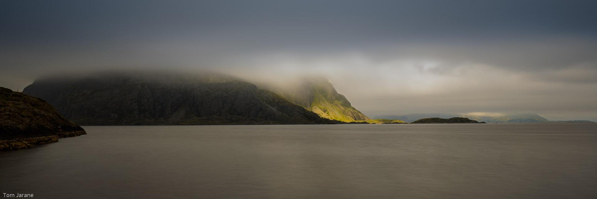 Fog on Alden II